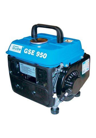 GÜDE GÜDE Elektros generatorius »GSE 950«