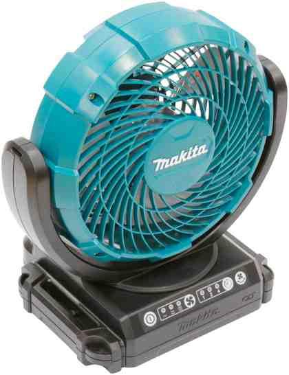 MAKITA Ventilator »CF101DZ«, 12 V, ohne Akku und Ladegerät