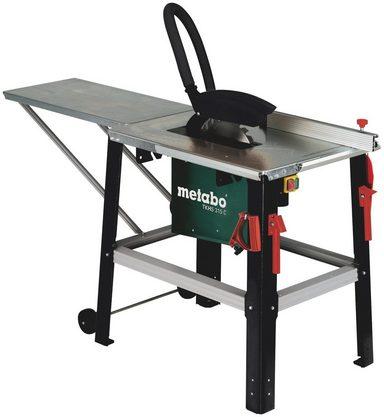 METABO Tischkreissäge »TKHS 315 C - 2,0 WNB«