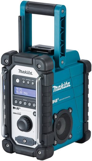 MAKITA Baustellenradio »DMR110«, ohne Akku und Ladegerät