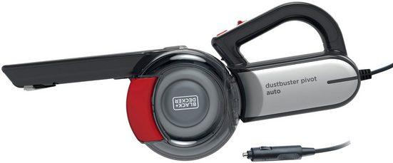 BLACK + DECKER Autostaubsauger »PV1200AV-XJ«, 12V, (B/H/L): ca. 35x18x16 cm, Flexi mit Zubehör