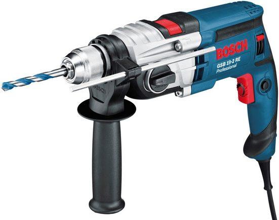 Bosch Professional Schlagbohrmaschine »GSB 19-2 RE«