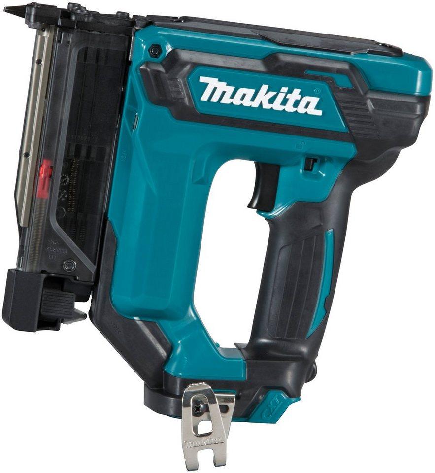 MAKITA Akku-Tacker »PT354DY1J«, 10,8 V, SystemKIT, inkl. Akku, ohne Ladegerät   Baumarkt > Werkzeug > Hobel und Tacker   Blau   Makita