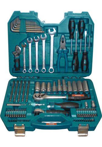 MAKITA Įrankių rinkinys »P-90093« (83-tlg.)