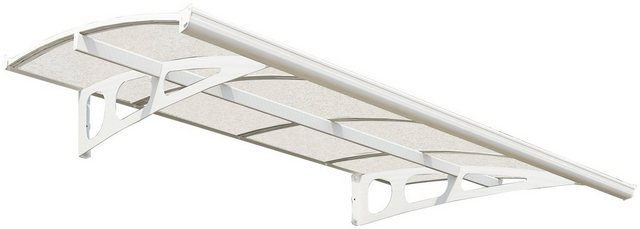 PALRAM Vordach »Bordeaux2230«| BxTxH: 223|5x139x33 cm | Baumarkt > Modernisieren und Baün | Palram