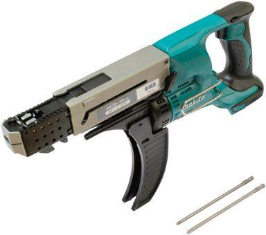 MAKITA Magazinschrauber »DFR550Z«, 18 V, ohne Akku und Ladegerät