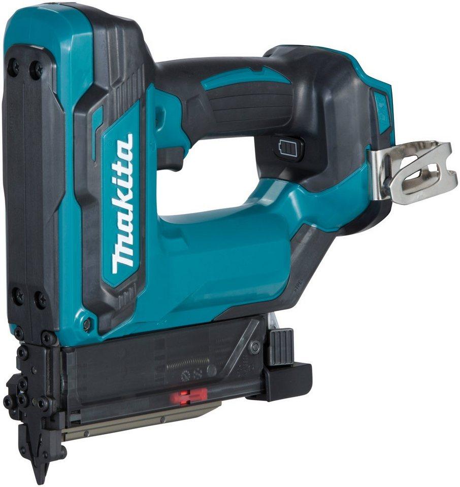 MAKITA Akku-Tacker »DPT353Z«, 18 V, ohne Akku und Ladegerät   Baumarkt > Werkzeug > Hobel und Tacker   Blau   Makita