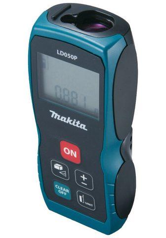 MAKITA Lazerinis atstumų matuoklis »LD050P« 4...