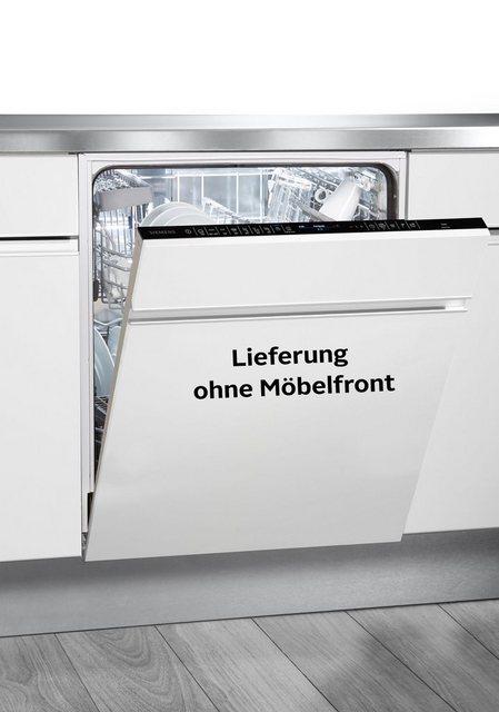 Küchengroßgeräte - SIEMENS vollintegrierbarer Geschirrspüler iQ500, SN658X01PE, 9,5 l, 13 Maßgedecke  - Onlineshop OTTO