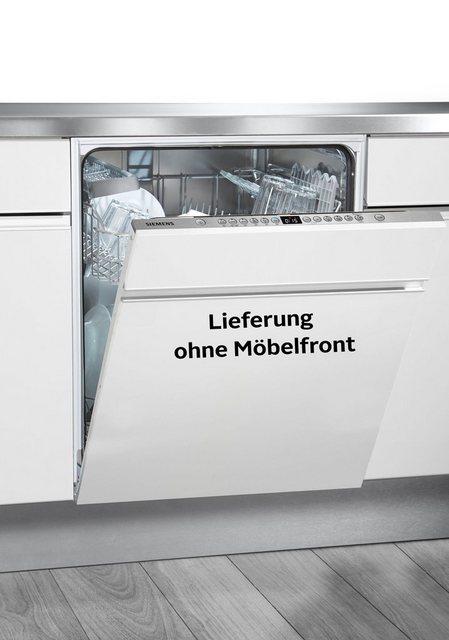 Küchengroßgeräte - SIEMENS integrierbarer Geschirrspüler, SX636X01CE, 9,5 l, 13 Maßgedecke  - Onlineshop OTTO
