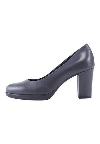 Туфли с flexibler Plateau-Sohle