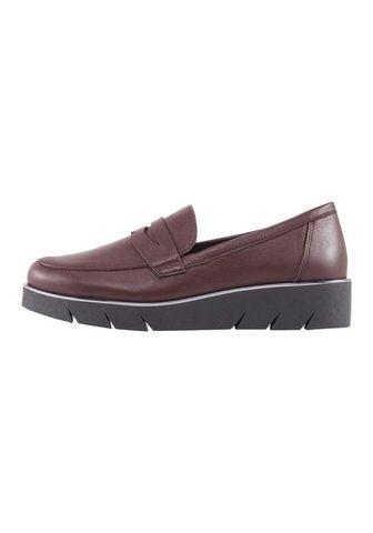 Туфли-слиперы с Penny-Loafer-Element