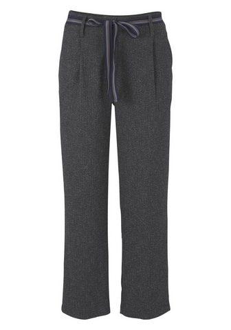CASUAL брюки с украшением