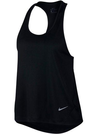 Nike Laufshirt »W NK MILER TANK RACER«