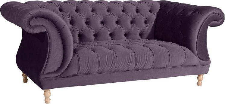 Max Winzer® 2-Sitzer »Isabelle«, im Retrolook, Breite 200 cm