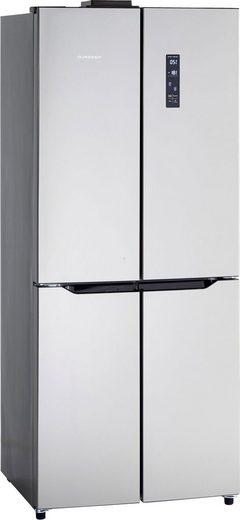 Schneider Side-by-Side SCD 400 A++ NF IX, 184,7 cm hoch, 75,3 cm breit