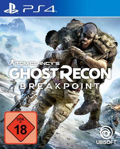 Tom Clancy's Ghost Recon Breakpoint PlayStation 4