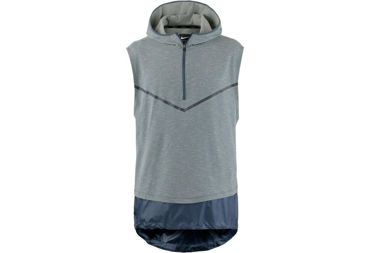 Nike Tanktop »Sphere Tech Pack« | Bekleidung > Shirts > Tank Tops | Blau | Nike