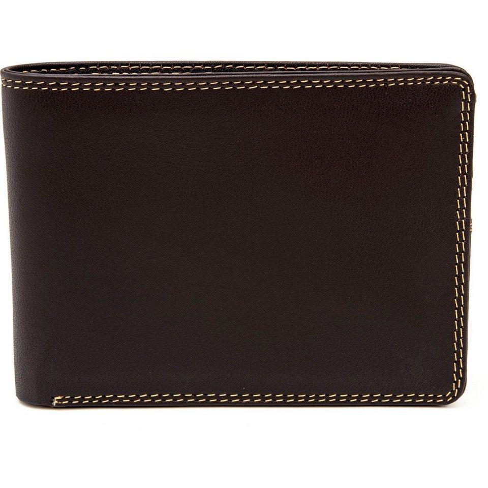 c13e90b84f51c Mywalit Jeans Wallet Geldbörse Leder 11 cm kaufen
