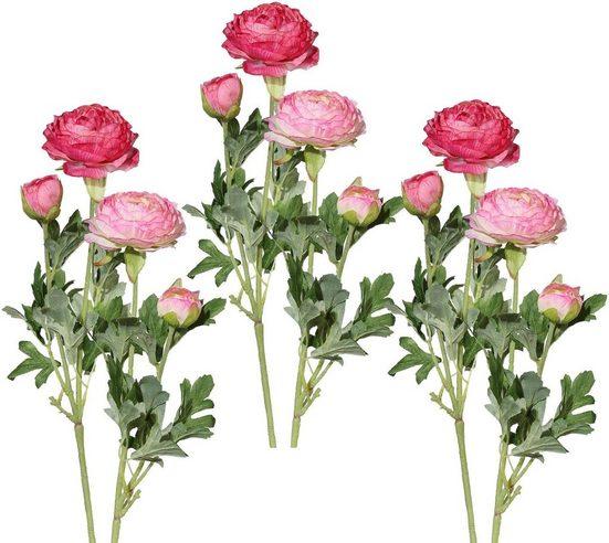 Kunstblume, Höhe 40 cm (6er Set)