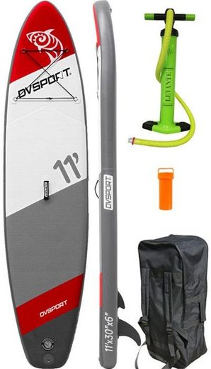 DVSPORT Inflatable SUP-Board »DVSport Stand-up-Paddle 11.0«
