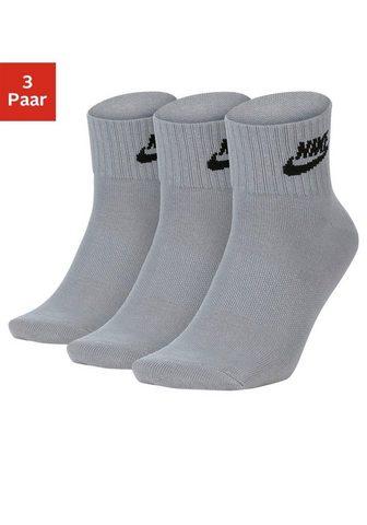 NIKE Sportinės kojinės (3 poros)