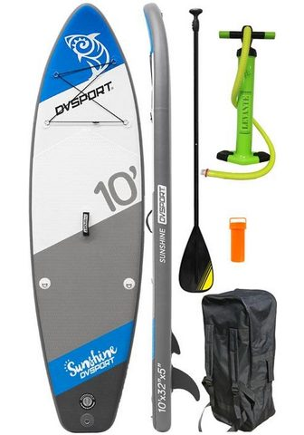 DVSPORT Inflatable SUP-Board » Stand-up-Paddle...