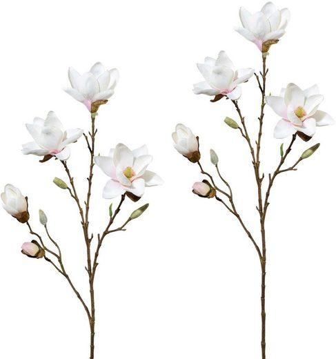 Kunstblume, Höhe 79 cm (2er Set)