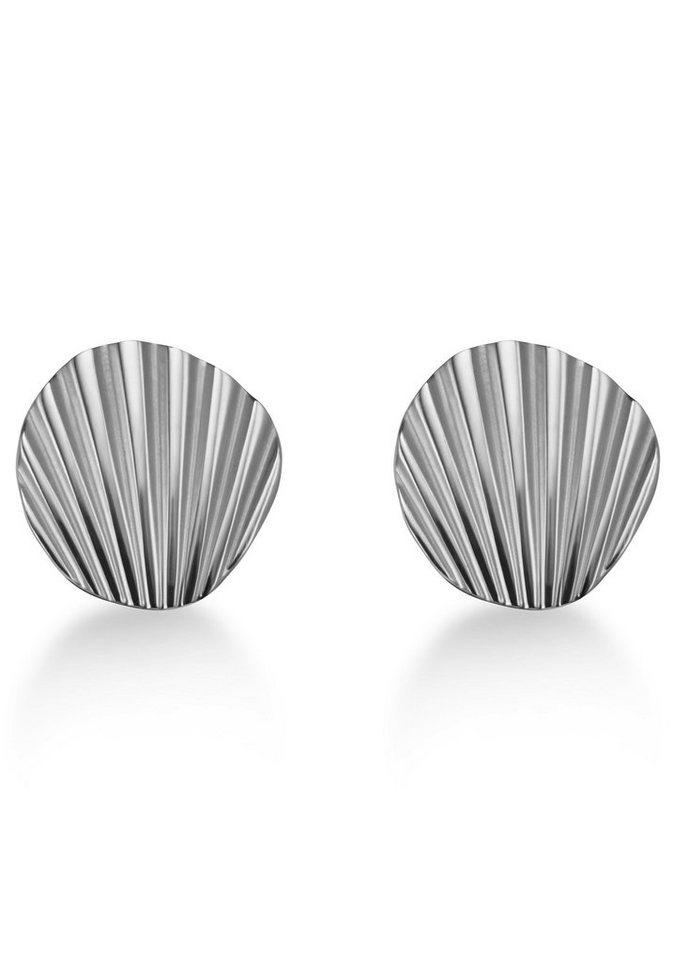 ROSEFIELD Paar Ohrstecker »Shell stud earrings silver, JSSES-J168«   Schmuck > Ohrschmuck & Ohrringe > Ohrstecker   ROSEFIELD