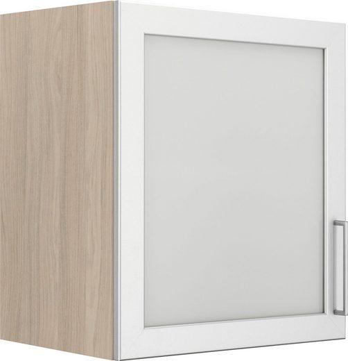 WIHO Küchen Glashängeschrank »Zell«, Breite 50 cm