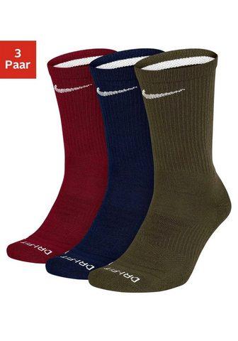 NIKE Sportinės kojinės Max Cush (3 poros)