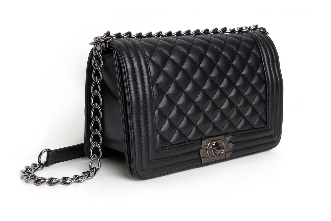 Vestino Abendtasche | Taschen > Handtaschen > Abendtaschen | Schwarz | Vestino