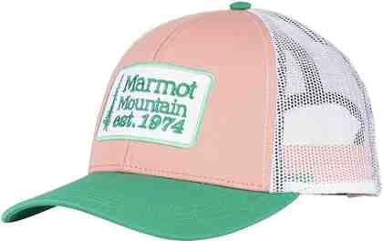 Marmot Hut »Retro Trucker Hat«