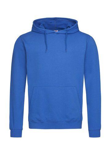 Stedman Kapuzensweatshirt mit Elastischen Rippbündchen