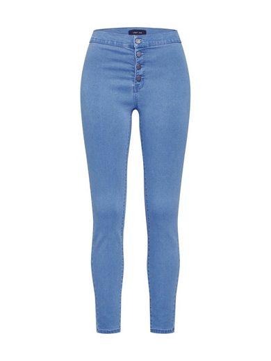 Lost Ink Skinny-fit-Jeans »MID RISE JEGGING LIGHT DENIM«
