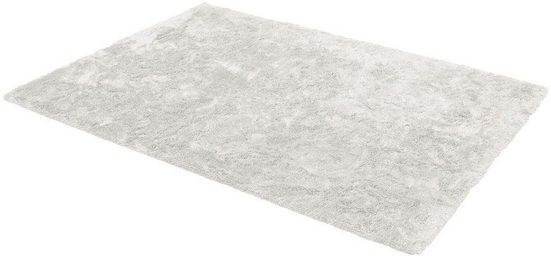 Hochflor-Teppich »Harmony«, SCHÖNER WOHNEN-Kollektion, rechteckig, Höhe 39 mm, Wunschmaß, besonders weich durch Microfaser