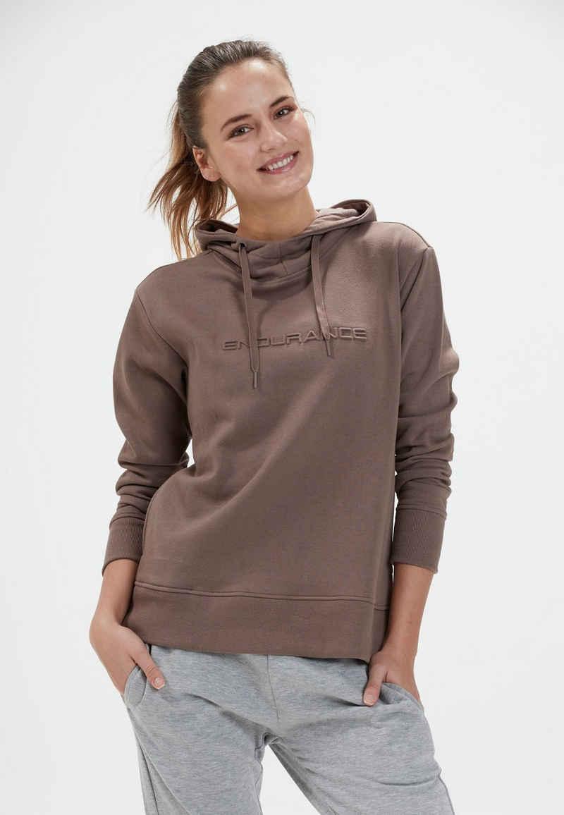 ENDURANCE Kapuzensweatshirt »COLEN W Hoody« aus schnelltrocknendem Material