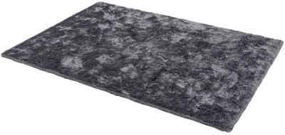 Hochflor-Teppich »Harmony«, SCHÖNER WOHNEN-Kollektion, rechteckig, Höhe 39 mm, Wunschmaß, besonders weich durch Microfaser, Wohnzimmer