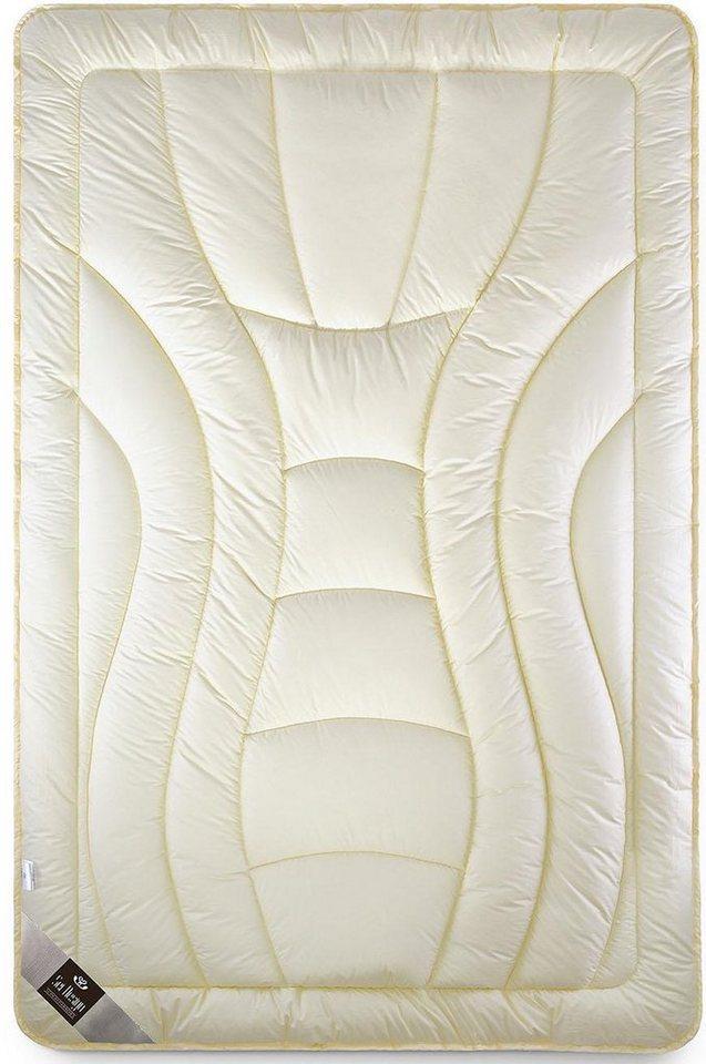 Naturfaserbettdecke Wool Premium Sei Design Extrawarm Fullung 100 Echter Naturbelassener Schurwolle Bezug 100 Baumwolle 1 Tlg Online