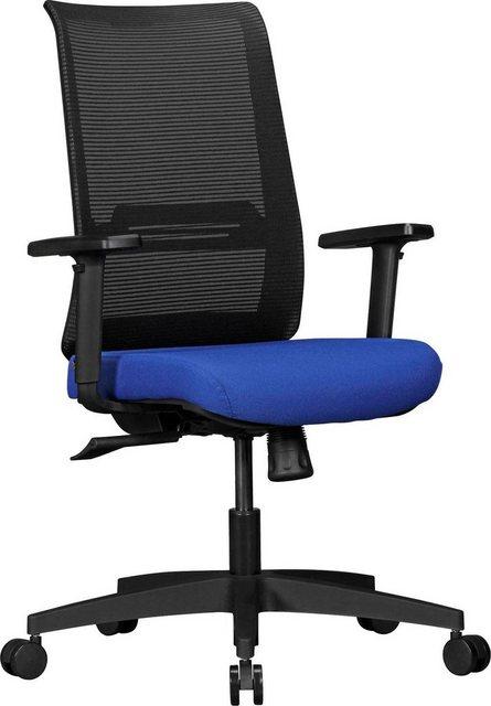 Bürostühle - Amstyle Stuhl »RENÈ« » schwarz  - Onlineshop OTTO