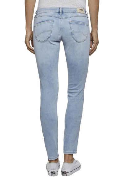 660e173fcaf094 TOMMY JEANS Skinny-fit-Jeans »Sophie« mit Destroyed-Effekten