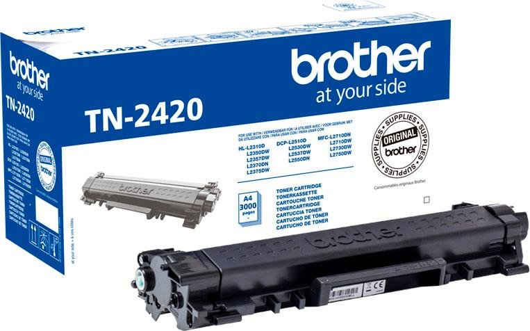 Brother Tonerpatrone »Brother Toner TN-2420«