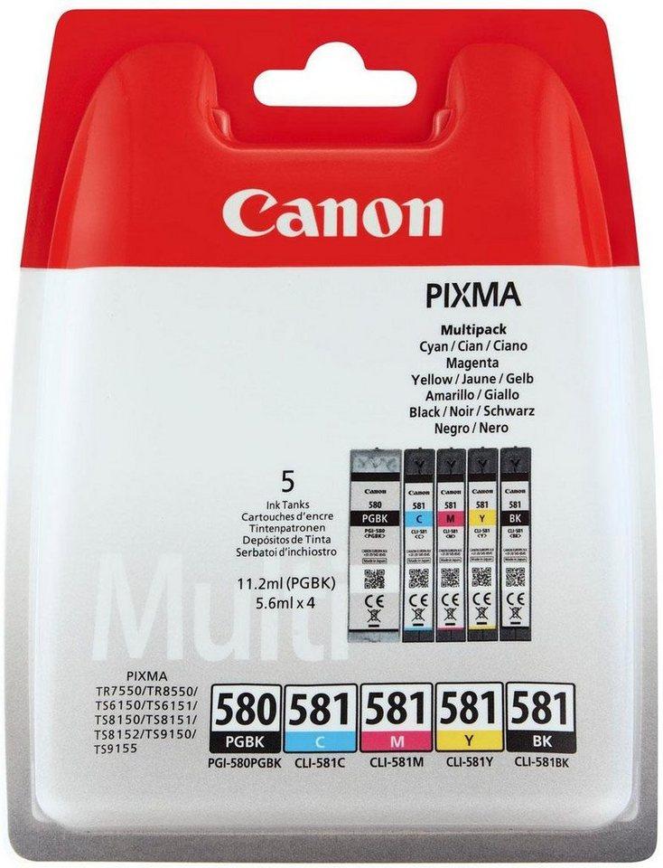 768e9141584b5 canon-pgi-580-cli-581-bk-cmyk-multi-pack-5-farbig-tintenpatrone-cyan-gelb-magenta.jpg  formatz