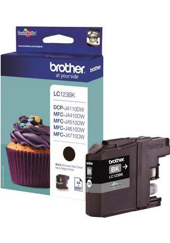 BROTHER » LC-123BK« Rašalo kasetė