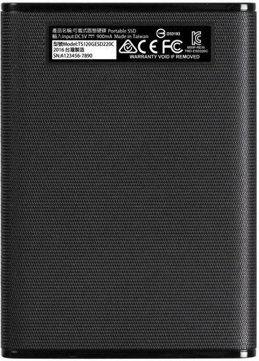 Transcend Festplatte »240 GB externe Solid State Drive ESD220C OTG USB-C«