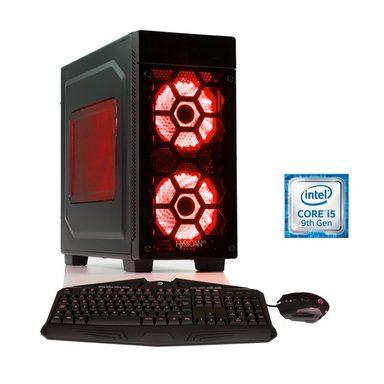 HYRICAN Gaming PC i5-9400F 16GB RAM 480GB SSD 1TB HDD RTX 2060 »Striker 6367«