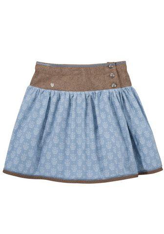 HAMMERSCHMID Tautinio stiliaus sijonas Vaikiški su ...