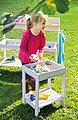 Roba® Spieltisch »Outdoor Spieltisch Tiny Deluxe«, mit Spielwanne, Bild 3