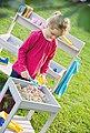 Roba® Spieltisch »Outdoor Spieltisch Tiny Deluxe«, mit Spielwanne, Bild 7