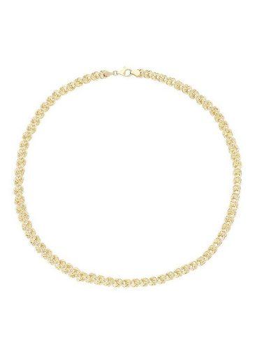 Firetti Goldkette »Fantasiekettengliederung, edel, zeitlos«